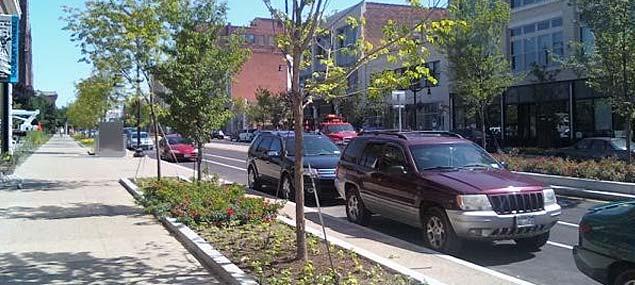 Main St. Revitalization – 700 Block